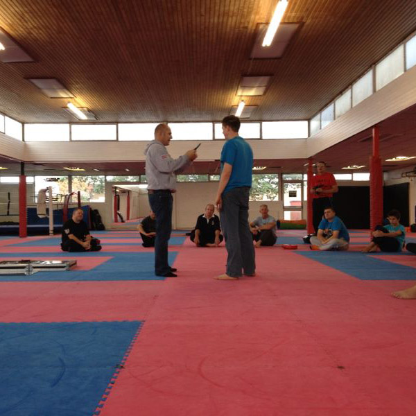 self defence instructors course