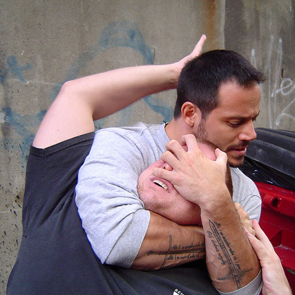 mens self defence